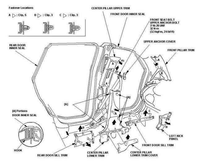2017 Honda Fit Wiper Motor Wiring Diagram. . Wiring Diagram