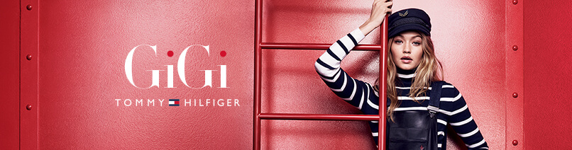I HEART: TOMMY X GIGI CAPSULE COLLECTION