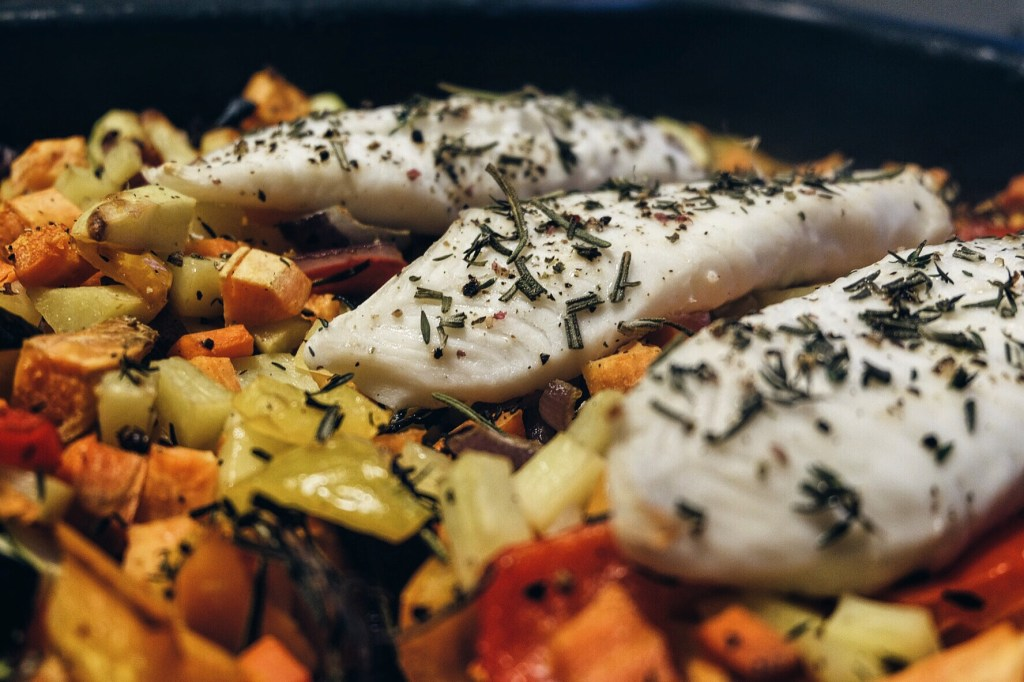 EASY & HEALTHY ONE PAN DISH