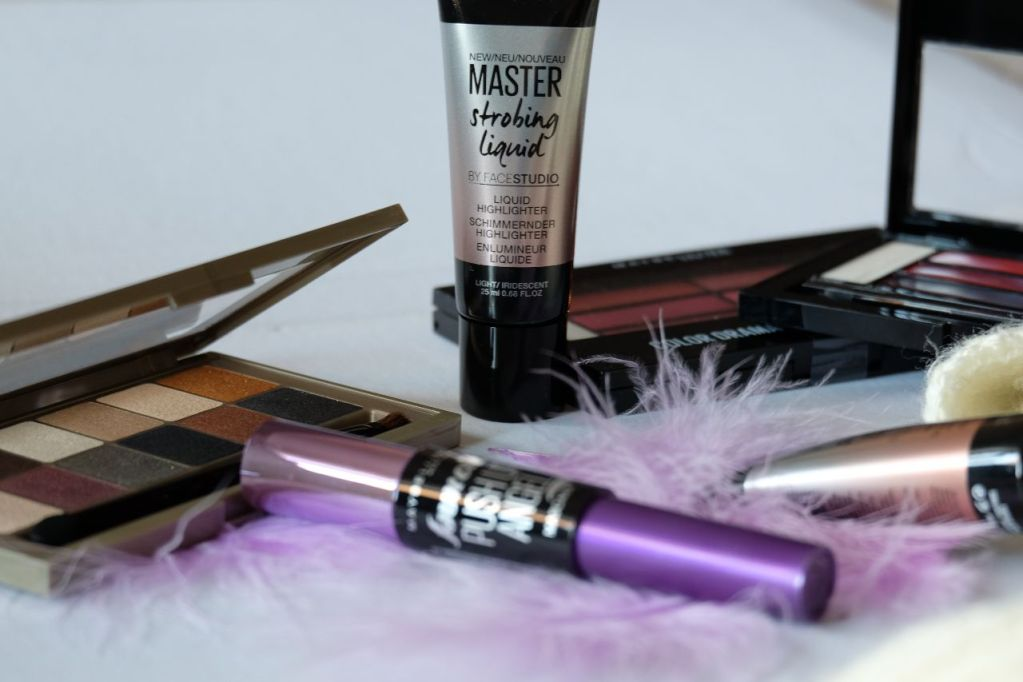 FIRST IMPRESSIONS: MAYBELLINE