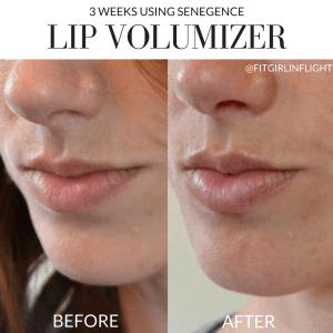 LipSense Lip Volumizer Results