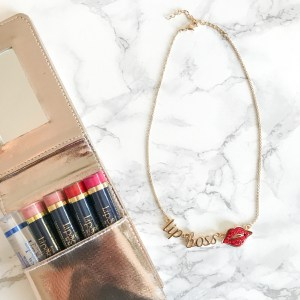 Lip Boss Necklace