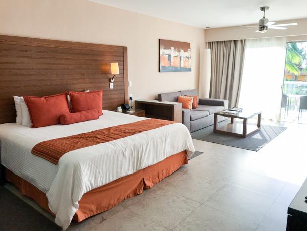 Preferred Club Rooms at Secrets Aura Cozumel