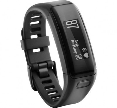 Fitnesstracker kopen: Garmin Vivosmart HR