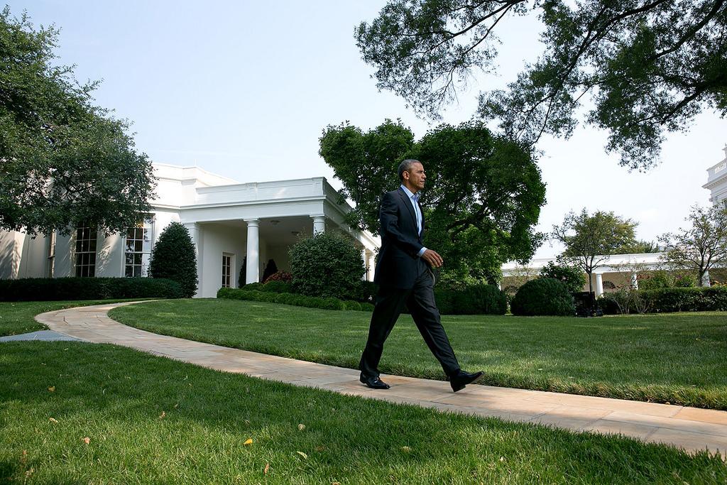 obama witte huis