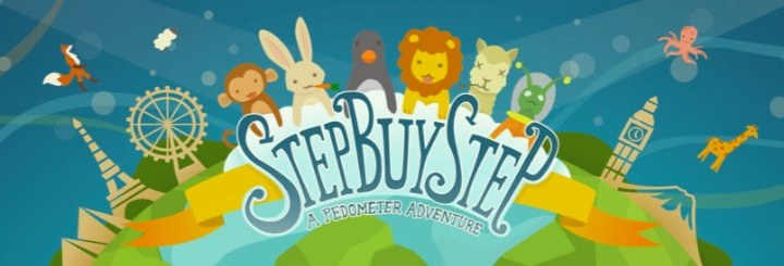 Step Buy Step: avonturengame met de stappenteller