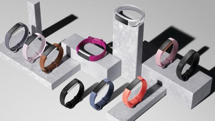 Fitbit Alta HR modellen