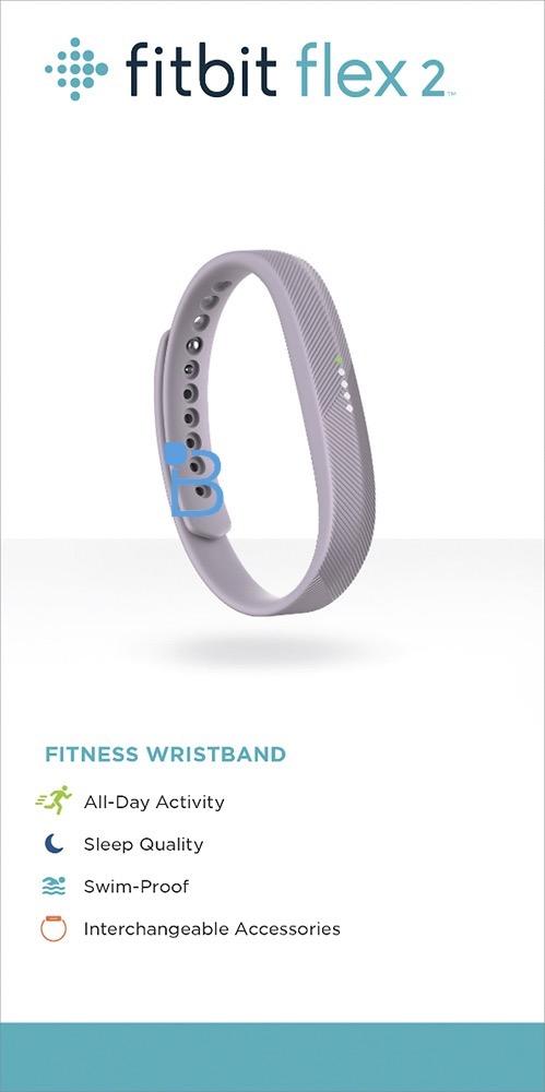 Fitbit Flex 2 specs