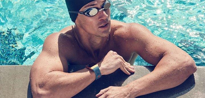 Fitbit Ionic vs Fitbit Blaze sport en zwemmen