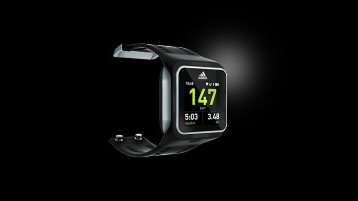 Adidas miCoach Smart Run hardloophorloge