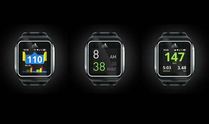 Adidas miCoach-apps