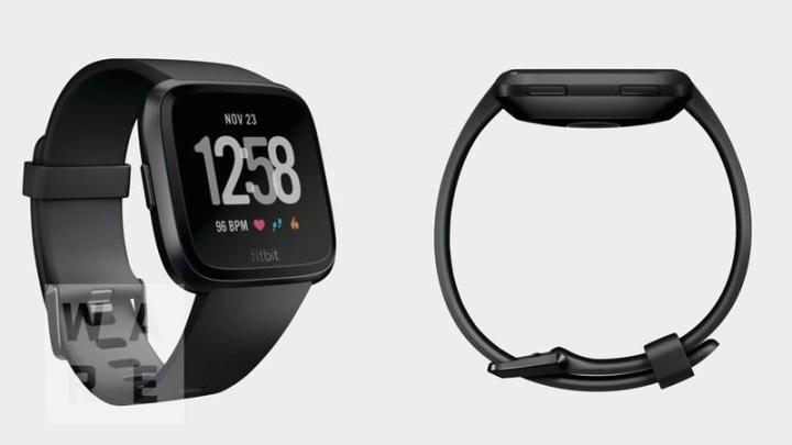 Fitbit Versa 2018 smartwatch