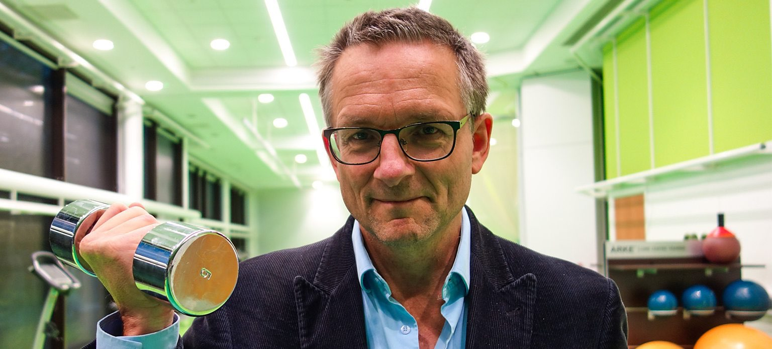 Michael Mosley: 10.000 stappen vs Active 10