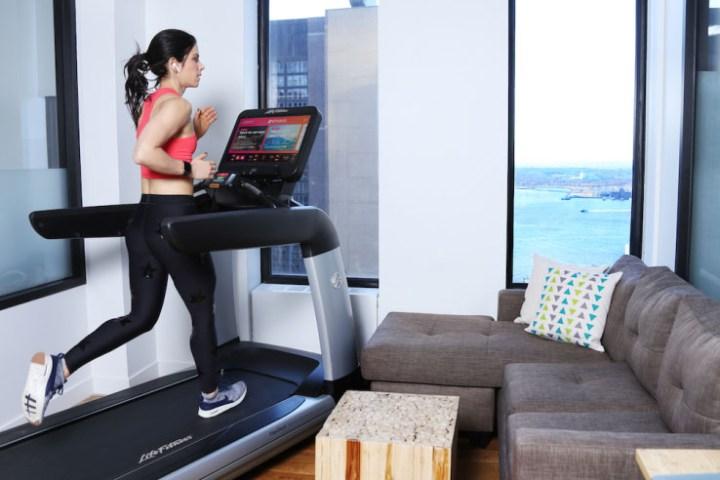 Studio op Life Fitness