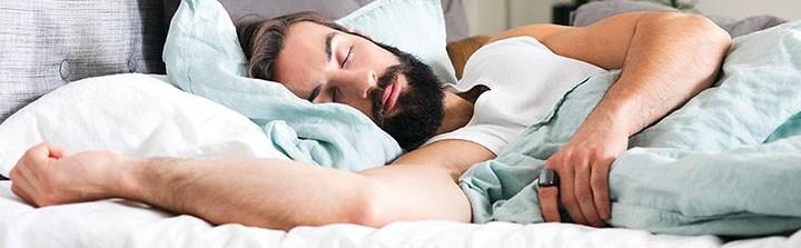Oura ring: slapen