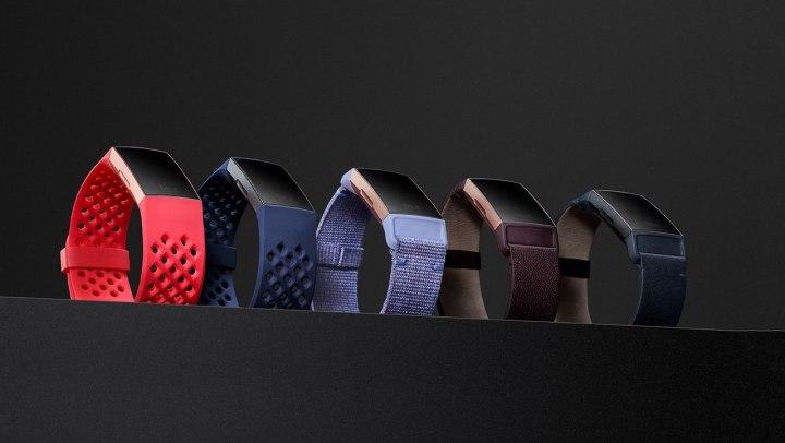 Fitbit Charge 3 kleuren