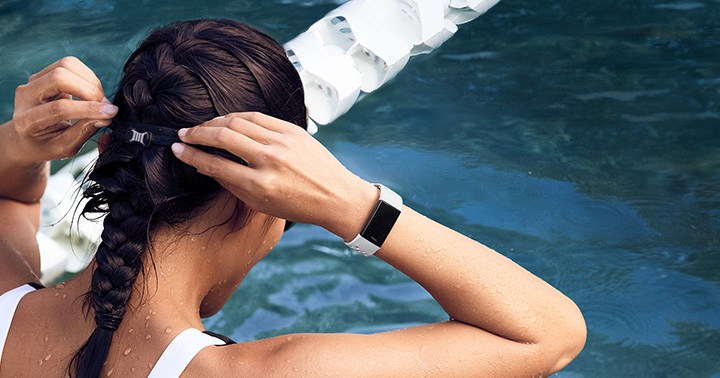 Fitbit Charge 3 waterdicht