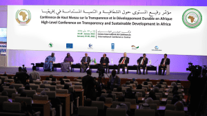 High level conference on transparency and sustainable development in Africa
