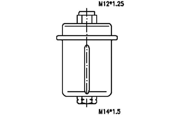 PETROL FILTER (INJECTOR) JS FS6032