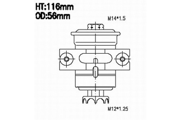 PETROL FILTER (INJECTOR & CARBURETOR) JS FS6202U MR312536