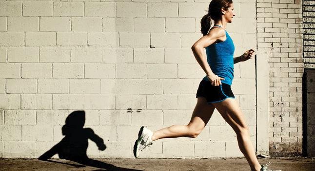 koşuya başlama