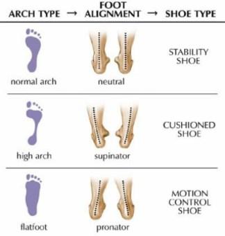 ayak yapısı