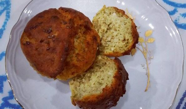 Dereotlu Muffin Tarifi