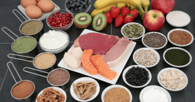 top foods for build muscle