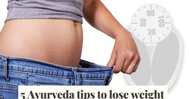 5 Ayurveda tips to lose weight