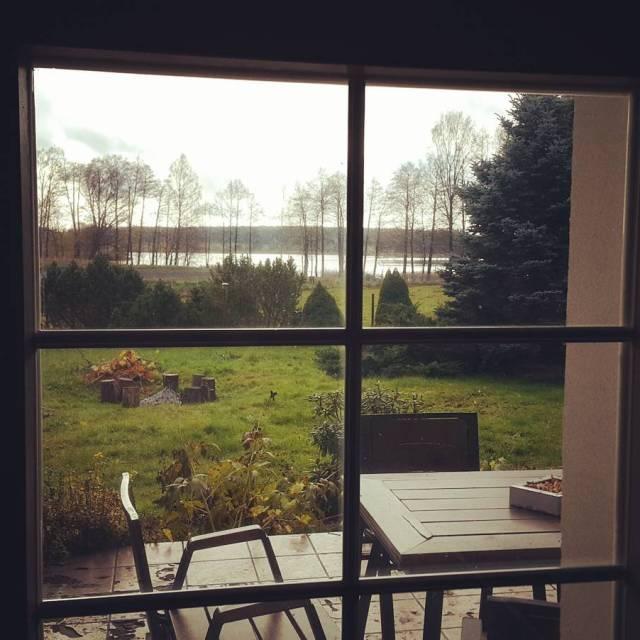 Czy mona mie lepszy widok z okna na mazury?