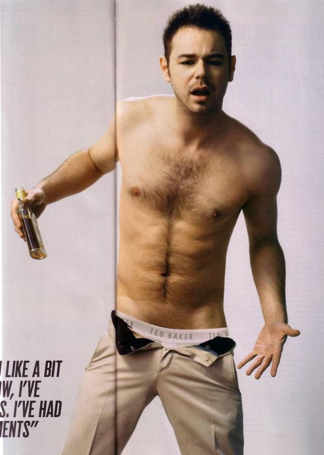 danny dyer naked photos