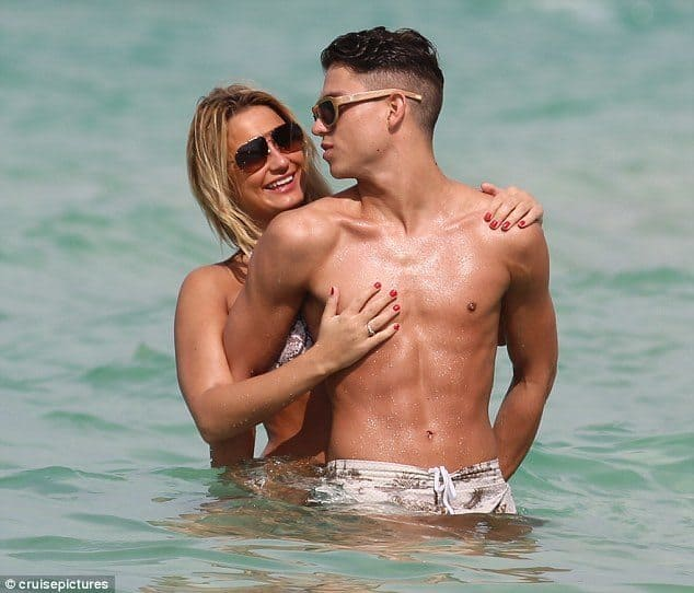 Joey Essex Shirtless At Beach  Fit Males Shirtless  Naked