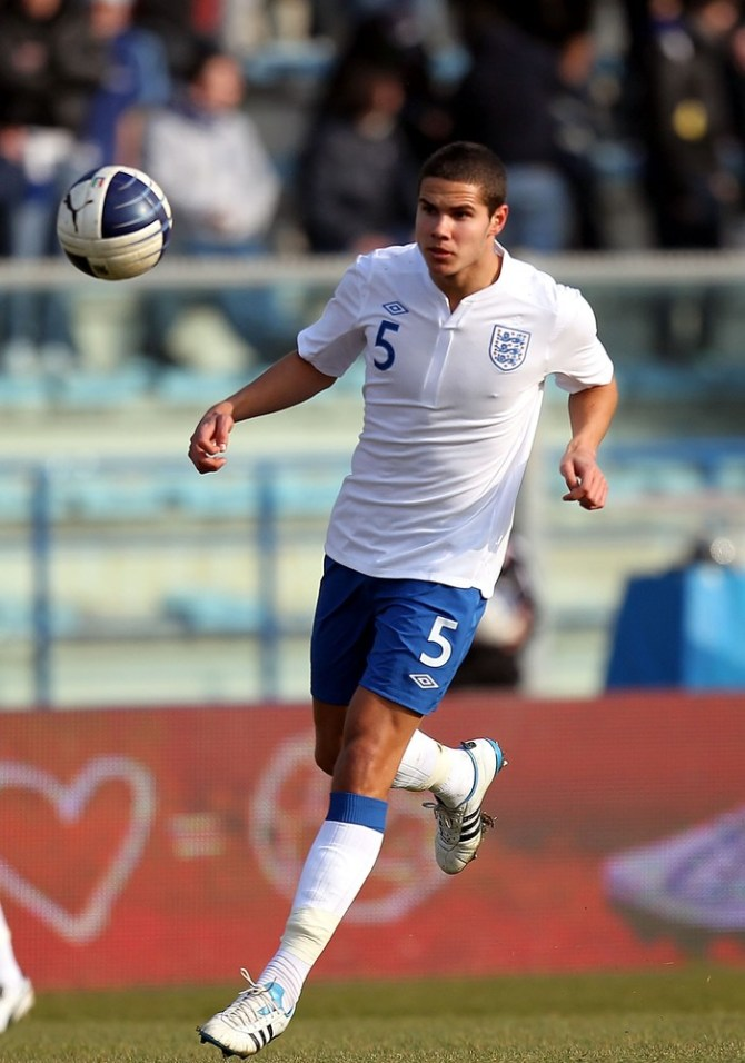 Italy v England - U21 International Friendly