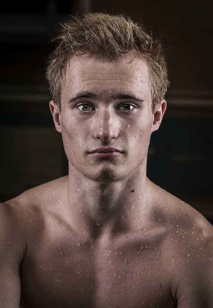 Hot Jack Laugher Shirtless Photoshoot  Fit Males