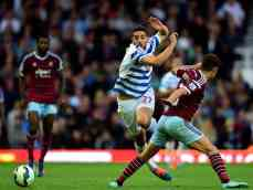 West Ham United v Queens Park Rangers - Premier League