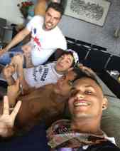 Footballer Neymar Shirtless image