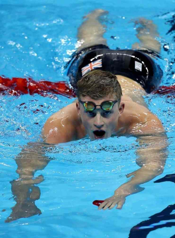 Adam Peaty Swimming Olympics Day 1 GeT0F3qg2lCx
