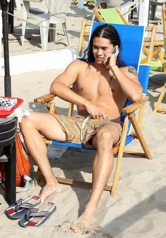 seth clearwater shirtless