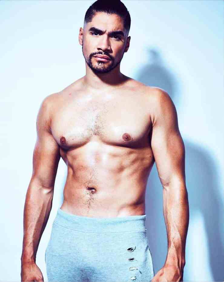 Louis Smith British Gymnast Shirtless
