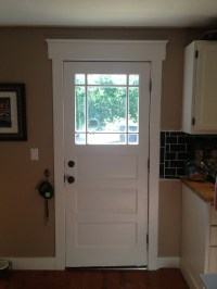 make it monday: DIY fancy door or window molding - Fit ...