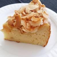 Leckeres Buttermilch-Kokos-Kuchen Rezept | Fit mit Pascal