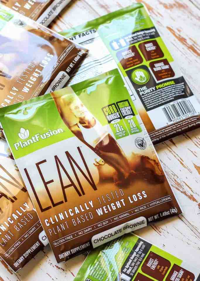 PlantFusion LEAN is a great way to supplement your diet and keep you satisfied between meals.