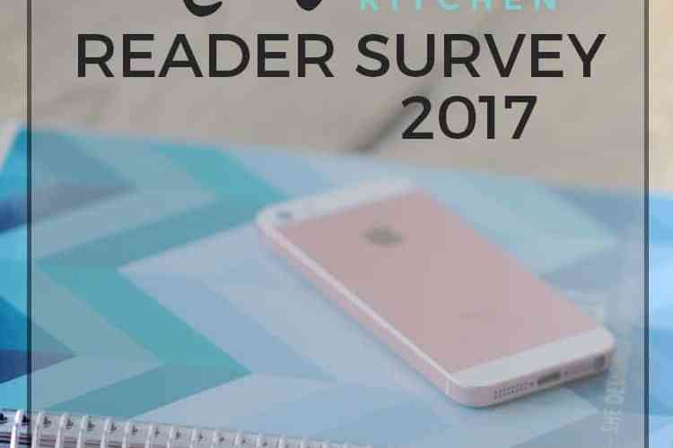 Fit Mitten Kitchen Reader Survey