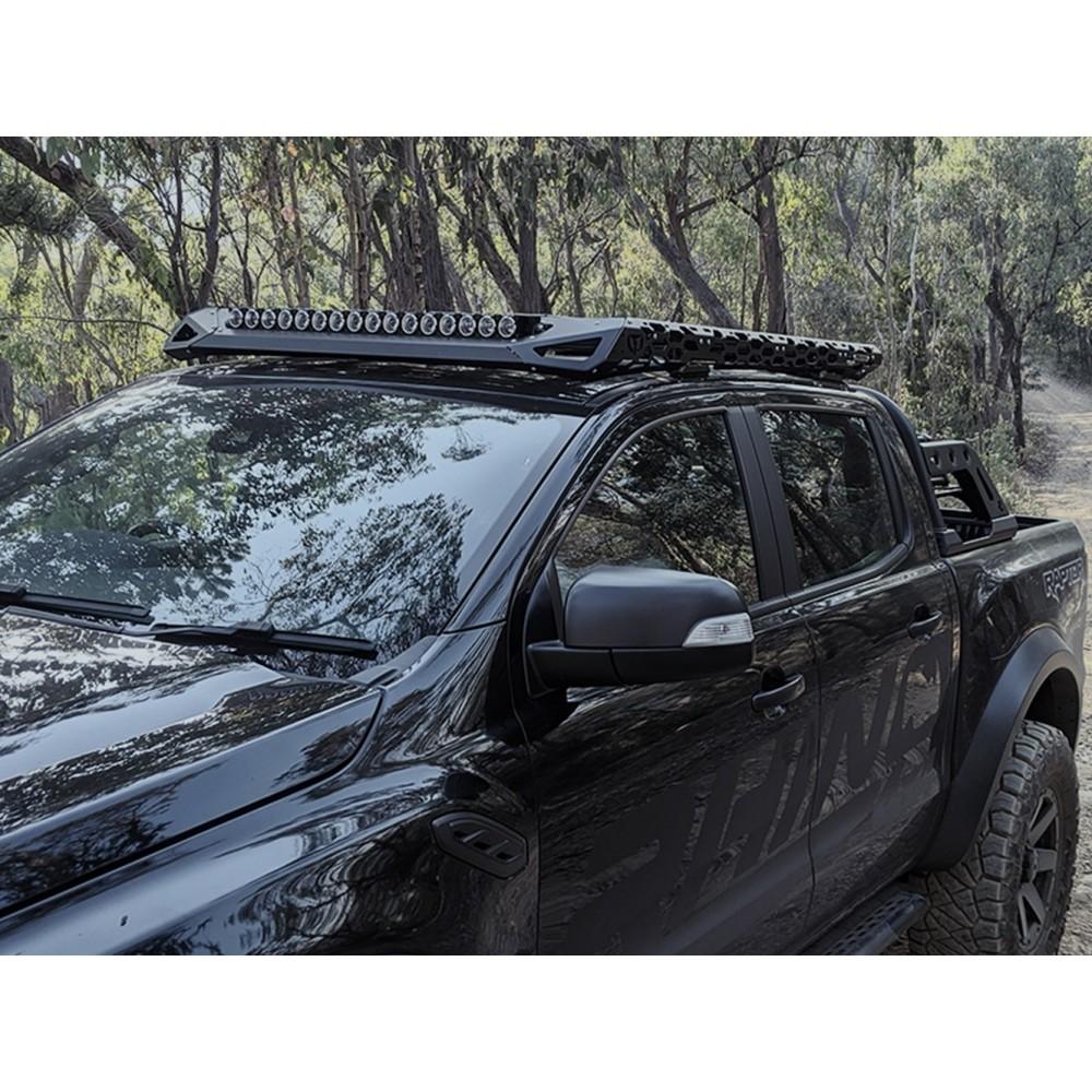 trailmax roof rack system ford ranger raptor 2018 on