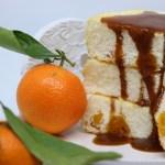 Pancake alle clementine e cioccolato
