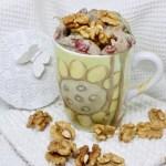 Banana Nuts Mug cake
