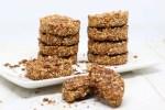 Biscotti ai semi di chia e avena