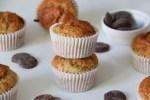 Muffin proteici al cioccolato e cocco