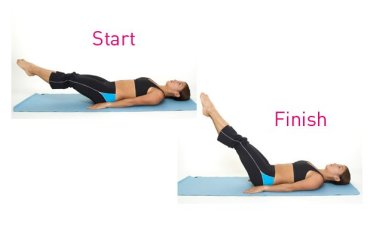Image result for LEG LOWERS exercise