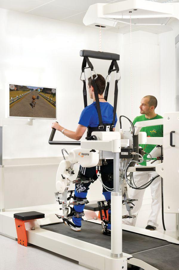 Hocoma Unveils New Rehabilitation Equipment at Medica 2013 ...